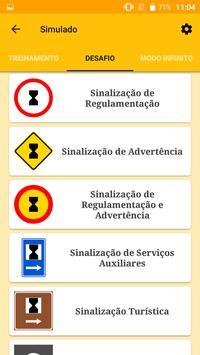 Sinalização de Trânsito do Brasil - Trânsito BR screenshot 5