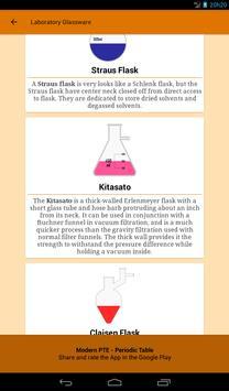 Periodic Table of the Chemical Elements Ekran Görüntüsü 20