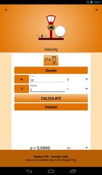 Periodic Table of the Chemical Elements Ekran Görüntüsü 21