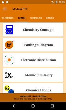 Periodic Table of the Chemical Elements Ekran Görüntüsü 3