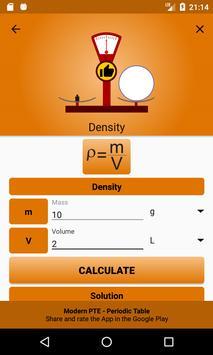 Periodic Table of the Chemical Elements Ekran Görüntüsü 5