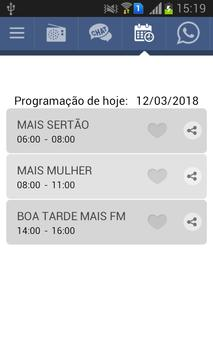 Mais FM 94.9 screenshot 3