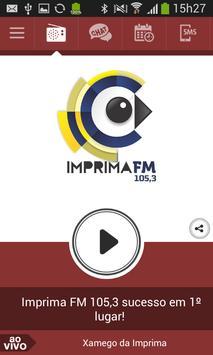 Imprima FM Arapiraca poster