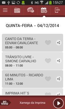 Imprima FM Arapiraca screenshot 2