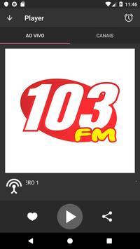 Rádio 103 FM poster