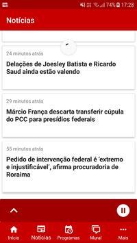 Litoral - Jovem Pan News 92,3 screenshot 1