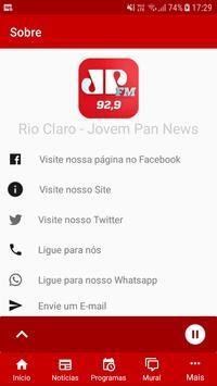 Litoral - Jovem Pan News 92,3 screenshot 3