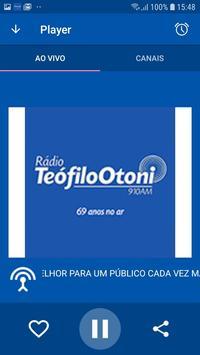 Rádio Teófilo Otoni screenshot 1