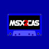 MSX2Cas Zeichen