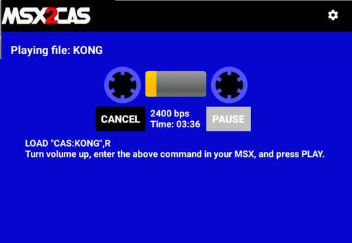 MSX2Cas screenshot 11