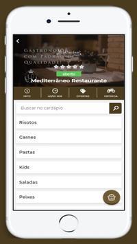 Mediterrâneo Restaurante screenshot 1