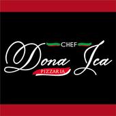 Chef Dona Ica Pizzaria icon