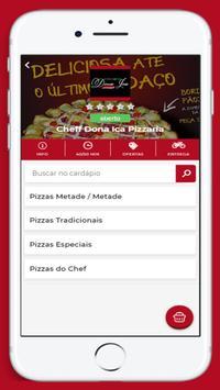Chef Dona Ica Pizzaria screenshot 1