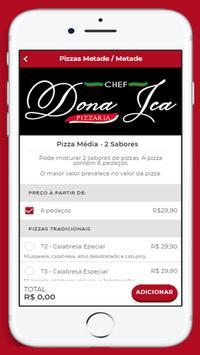 Chef Dona Ica Pizzaria screenshot 3
