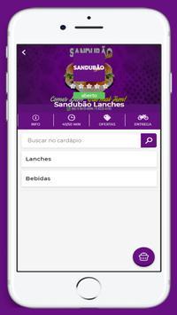 Sandubão Lanches screenshot 1