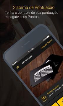Barbearia Dom Amorim screenshot 1