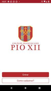 Colégio Franciscano Pio XII poster