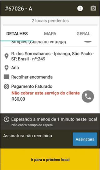 Eagle Courier - Entregador para Android - APK Baixar