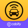 Easy Taxi, a Cabify app-icoon