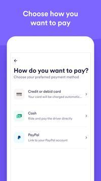 Easy Taxi, a Cabify app Ekran Görüntüsü 4