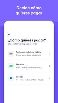 Easy Taxi, una app de Cabify captura de pantalla 4