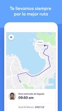 Easy Taxi, una app de Cabify captura de pantalla 6
