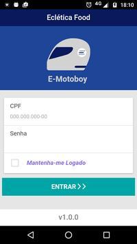 E-Motoboy poster