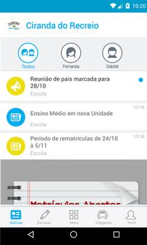 Ciranda do Recreio screenshot 2