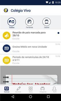 Colégio Vivo screenshot 2
