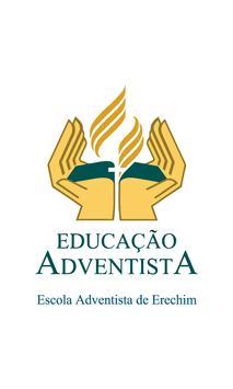 Escola Adventista de Erechim poster