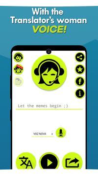 Translator Women's Voice Screenshot 7