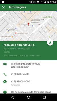 Farmácia Pro-Fórmula screenshot 3