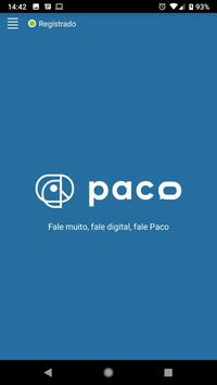 Fale Paco poster