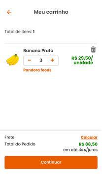 Farmlivery   Hort-fruti fresquinho do campo screenshot 3