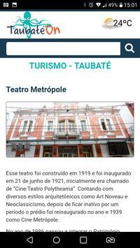 Taubaté On screenshot 2