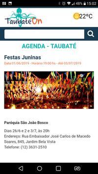 Taubaté On screenshot 4