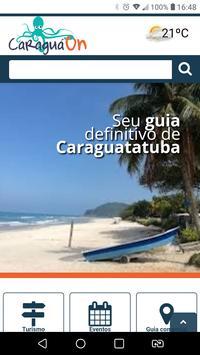 Caraguá On poster