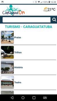 Caraguá On screenshot 1