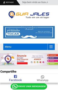 Guia Jales screenshot 1