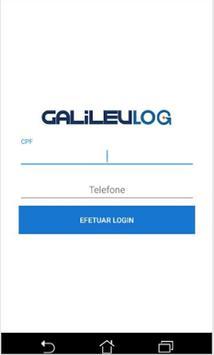 GalileuLog - P&G poster