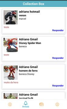 Collection Box screenshot 2