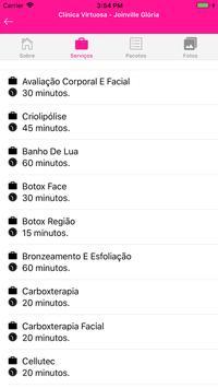 Clínica Virtuosa Clientes screenshot 2