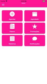 Clínica Virtuosa Clientes screenshot 5