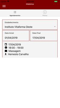 Instituto Vitaforma screenshot 6