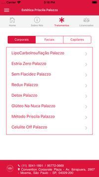Licenciadas Priscila Palazzo screenshot 1
