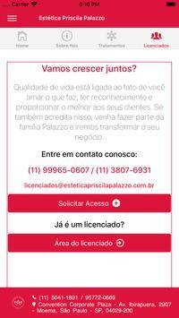 Licenciadas Priscila Palazzo screenshot 2