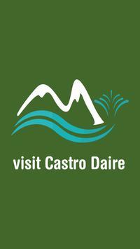 Visit Castro Daire poster
