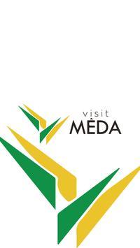 Visit Mêda poster