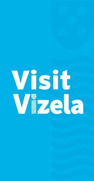 Visit Vizela poster