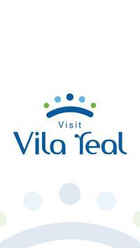 Visit Vila Real poster